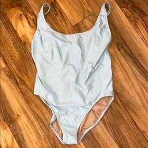 J. Crew one-piece swimsuit